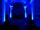 Illuminazione led Blu per wdding Party Chianti