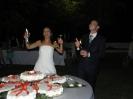28 Luglio - Letizia & Lorenzo -  Il taglio della torta