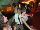 dances and dances at matt and laura wedding party in carmignano